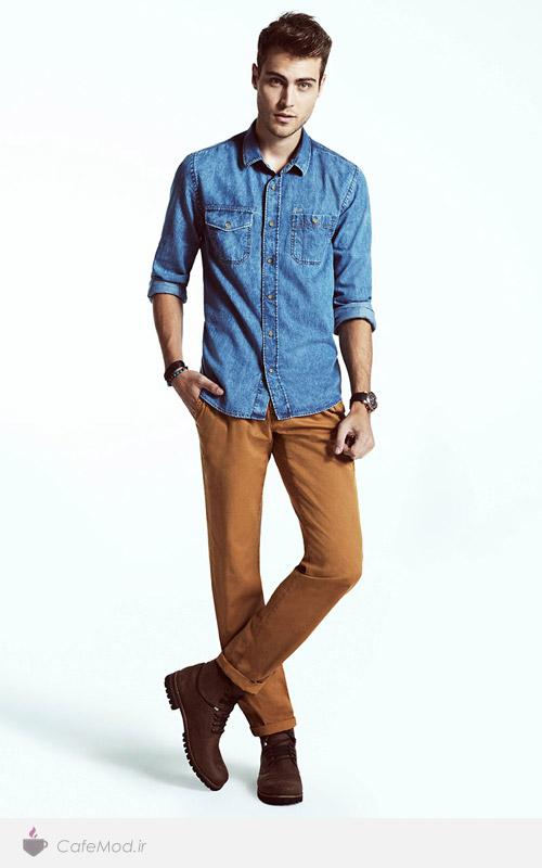 مدل لباس مردانه Base Jeans