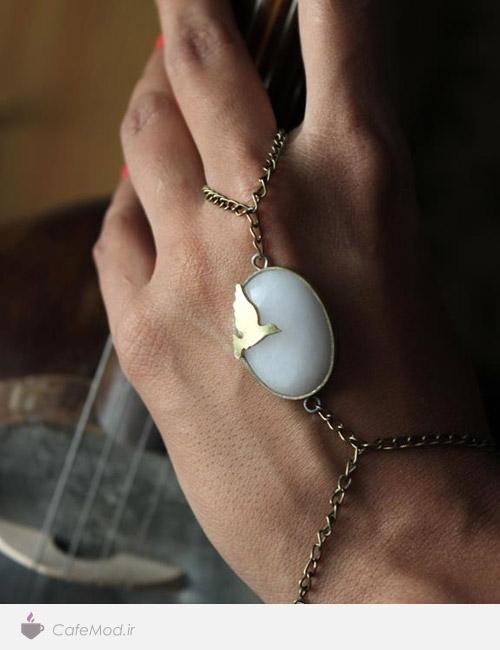 مدل دستبند دست ساز