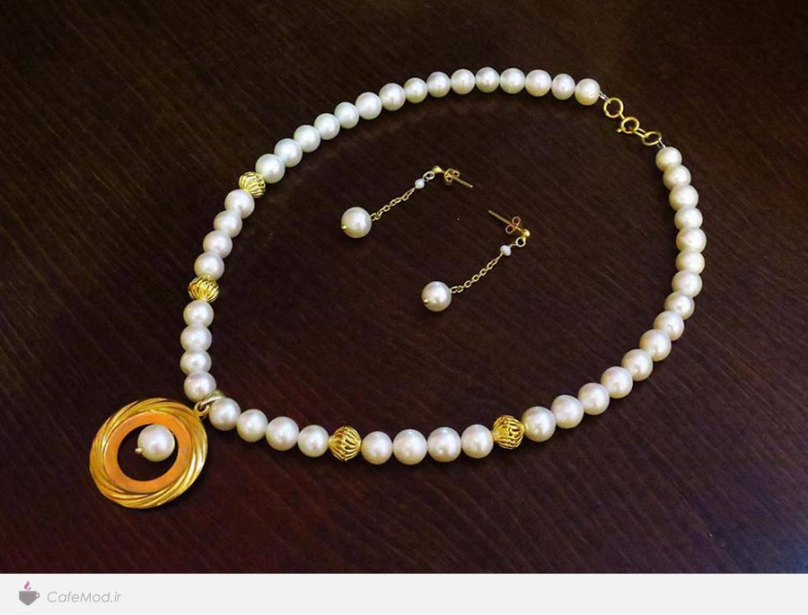 مدل جواهرات ملورین