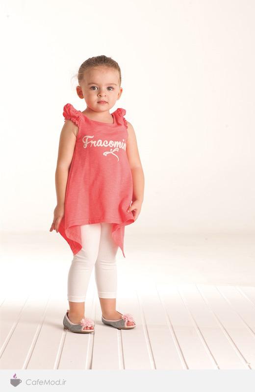 مدل لباس دخترانه FracominaMini