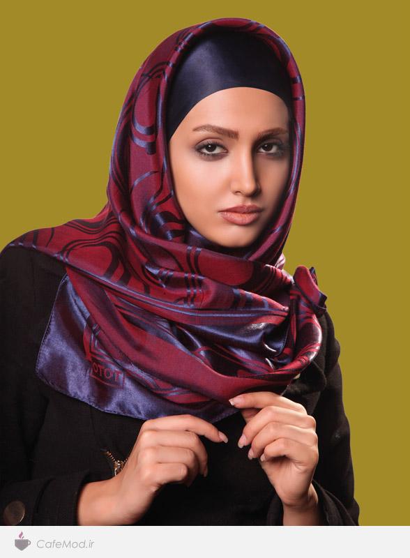 مدل روسری زنانه ایرانی