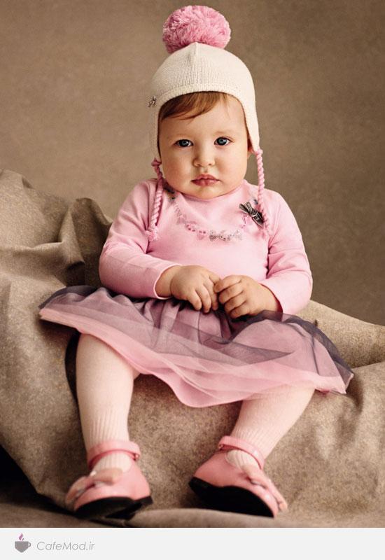 مدل لباس دخترانه کودک