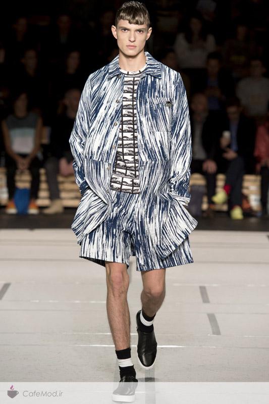 مدل لباس سری اول KENZO
