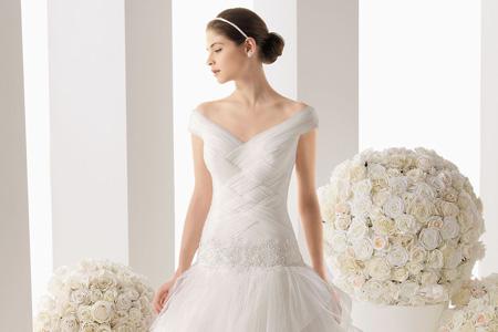 لباس عروس Rosa Clara 31