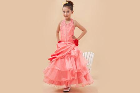 لباس پرنسسي دخترانه  16