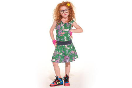 سری دوم لباس دخترانه Siddy 16
