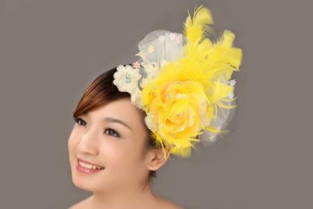 مدل گل سر 16
