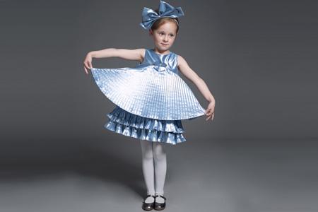 مدل لباس دخترانه Huckle Bones