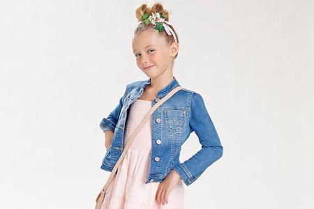 لباس دخترانه Ido 16
