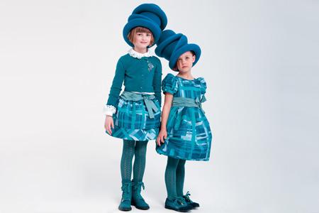 لباس دخترانه I Pinco Pallino