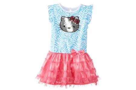 مدل لباس دخترانه Hello Kitty 1