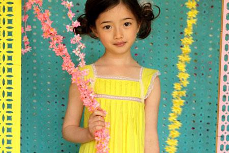 مدل لباس دخترانه I Love Gorgeous 1