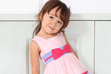 مدل لباس دخترانه Rose Kelly 16
