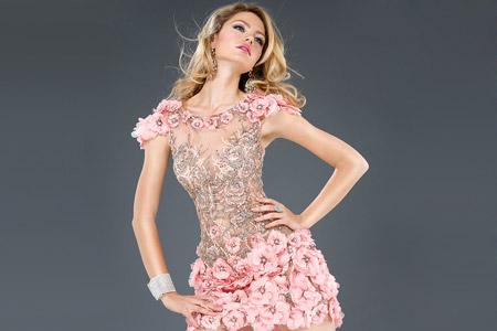 مدل لباس مجلسي زنانه Jovani 16