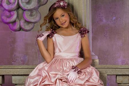 سری سوم لباس دخترانه Perlitta 16