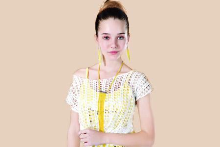مدل لباس دخترانه Puledro 16