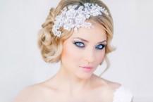 مدل شينيون مو عروس