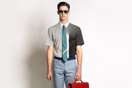 مدل لباس مردانه Jonathan Saunders 16