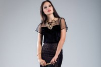 مدل لباس مجلسي زنانه