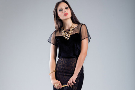 مدل لباس زنانه Angelika Favoretto 19