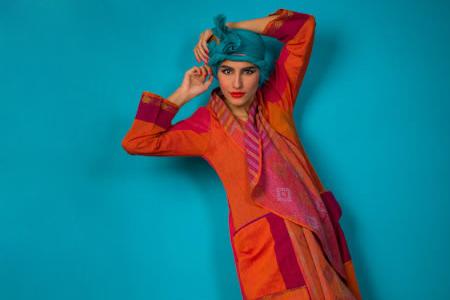 مدل مانتو Naghmeh Kiumarsi 16