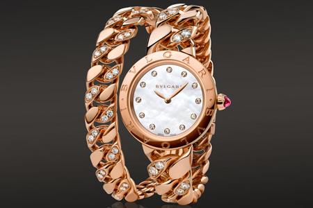 مدل ساعت مچي Bulgari 16