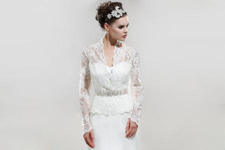 مدل لباس عروس Saison Blanche 16