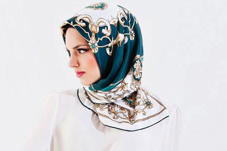 مدل شال و روسری زنانه