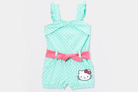 مدل لباس دخترانه Hello Kitty 6
