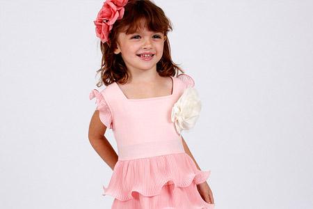 مدل لباس دخترانه  16