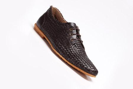 مدل کفش مردانه چرم