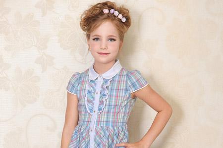 مدل لباس دخترانه Milkcool 1