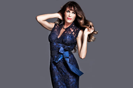 مدل لباس مجلسی Nicole Bakti 31