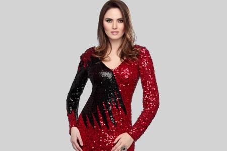 مدل لباس مجلسی Primavera Couture 16