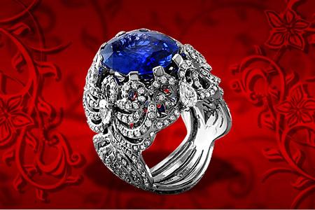 مدل جواهرات J F Carat 16