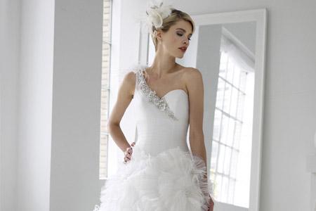 مدل لباس عروس ValStefani 31