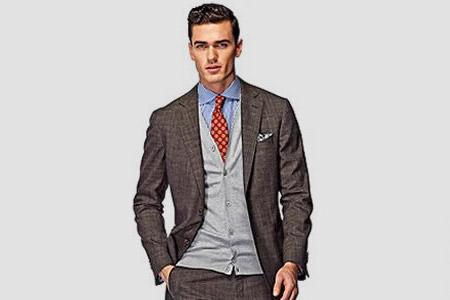 مدل کت و شلوار مردانه Suitsupply 16