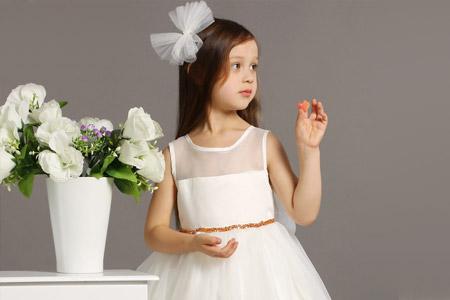 مدل لباس عروس و مجلسی دخترانه 16