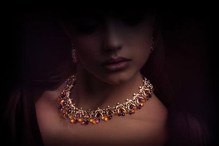 مدل جواهرات Museum 16