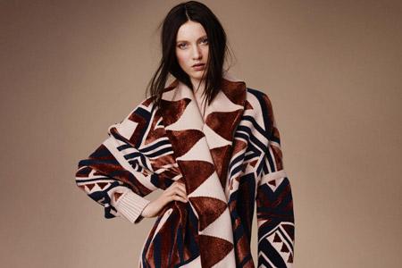 مدل لباس زنانه Burberry 16