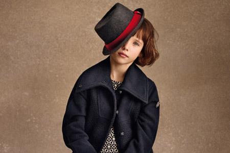 مدل لباس بچگانه پاییزی زمستانی