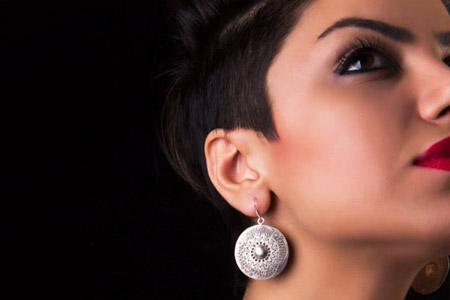 مدل جواهرات ایرانی