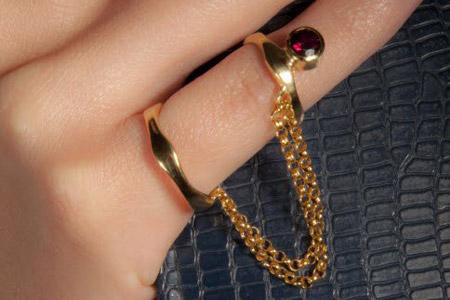 مدل طلا و جواهرات ایرانی کیا گالری 16