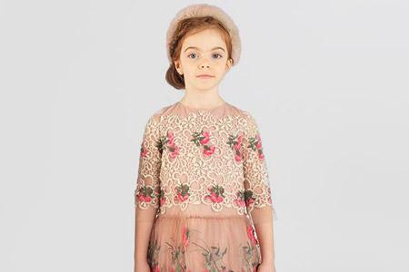 مدل لباس دخترانه I Pinco Pallino 16
