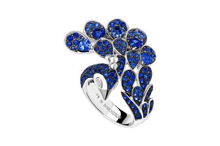 انگشترهاي طرح حيوانات Boucheron 16