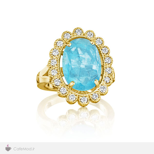 جواهرات آبی Penny Preville