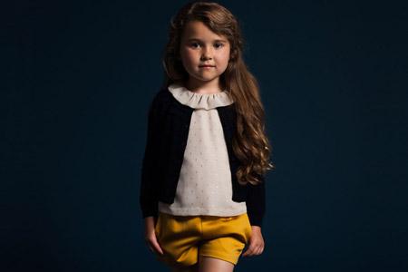 مدل لباس دخترانه Hucklebones 17