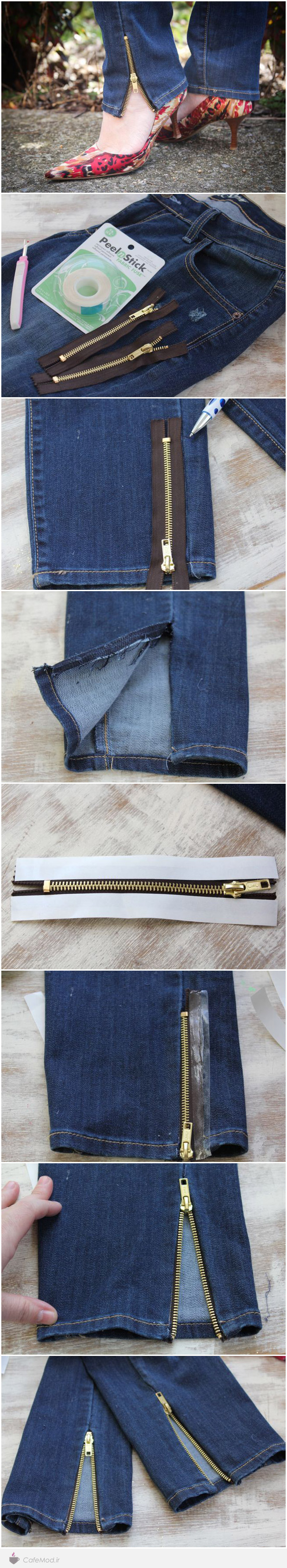 مدل شلوار جین زنانه