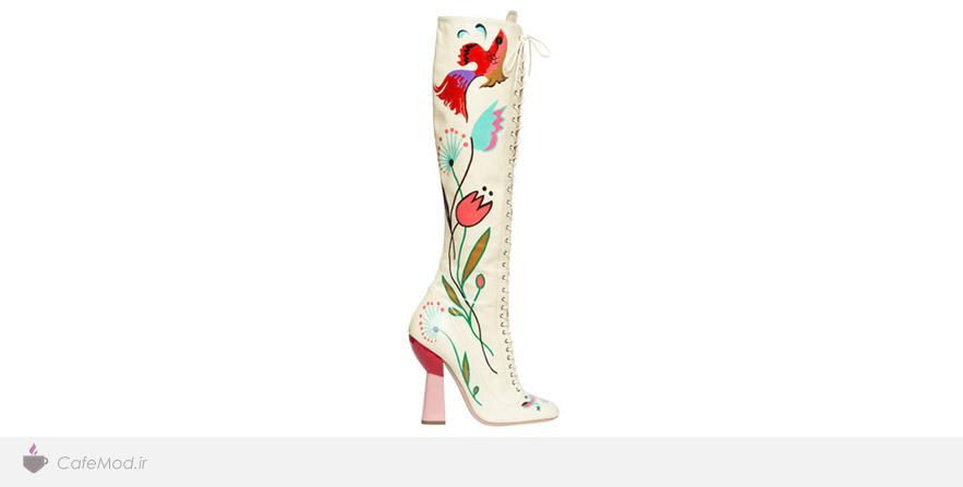 مدل کفش زنانه ، مارک : Miu Miu
