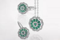 مدل جواهرات و زيورآلات